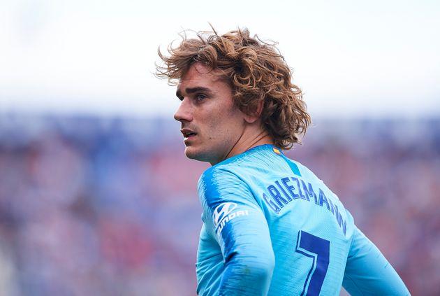 Griezmann signe au FC Barcelone jusqu'en
