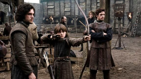 The Starks' ancestors will be part of the