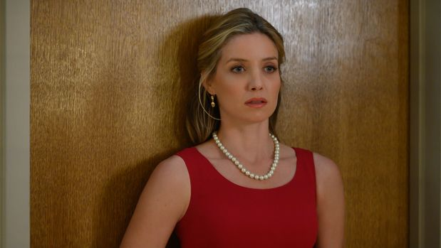"Annabelle Wallis as Laurie Luhn in THE LOUDEST VOICE, ""2009"". Photo Credit: JoJo Whilden/SHOWTIME."
