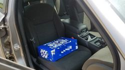 Please Don't Use A Case Of Beer As A Toddler Car Seat: Ontario