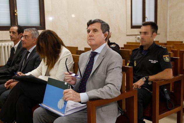 Jaume Matas, en el banquillo de los acusados por el caso Son Espases, el pasado