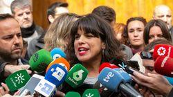Teresa Rodríguez critica la consulta de Podemos: