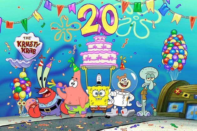 Criado porStephen Hillenburg, Bob Esponja estreou na TV em maio de