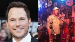 Chris Pratt Is Your New Favorite Country Music Singer,