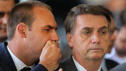'Não é nepotismo, eu jamais faria isso', diz Bolsonaro sobre indicar o filho para embaixador nos