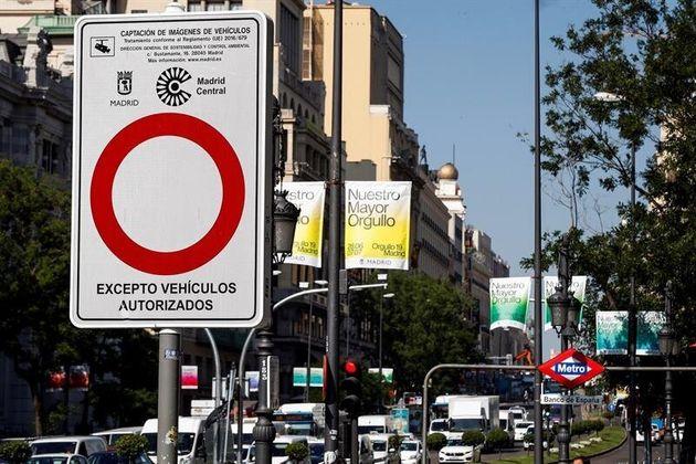 El Ayuntamiento presenta sus alegaciones por la vuelta de las multas en Madrid