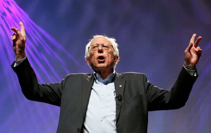 The last time Sen. Bernie Sanders (I-Vt.) spoke at Netroots Nation — in Phoenix, Arizona, in July 2015 — he was i