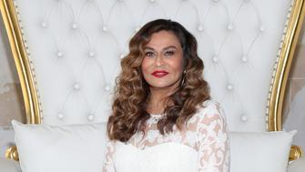 NEW ORLEANS, LOUISIANA - JULY 07: Tina Knowles Lawson poses for a photo during the 2019 Black Excellence Brunch  at Treme Market Branch on July 07, 2019 in New Orleans, Louisiana. (Photo by Bennett Raglin/Getty Images)
