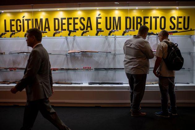 Relator do PL das armas, o senador Alessandro Vieira (Cidadania-SE)é a favor de facilitar...