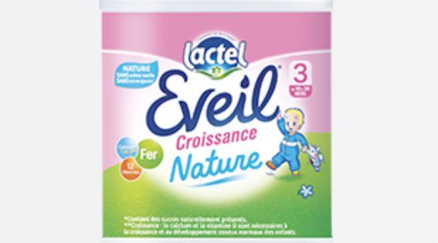 Lactel rappelle des bouteilles de lait pour risque de moisissures