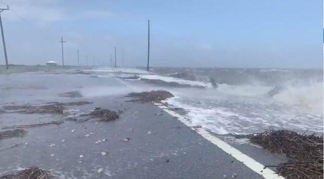 Louisiane: Barry, la tempête tropicale, touche déjà les côtes de