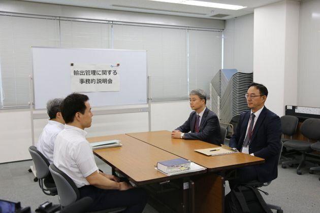 일본은 한일 실무회의에서 할 일을 다 했다고