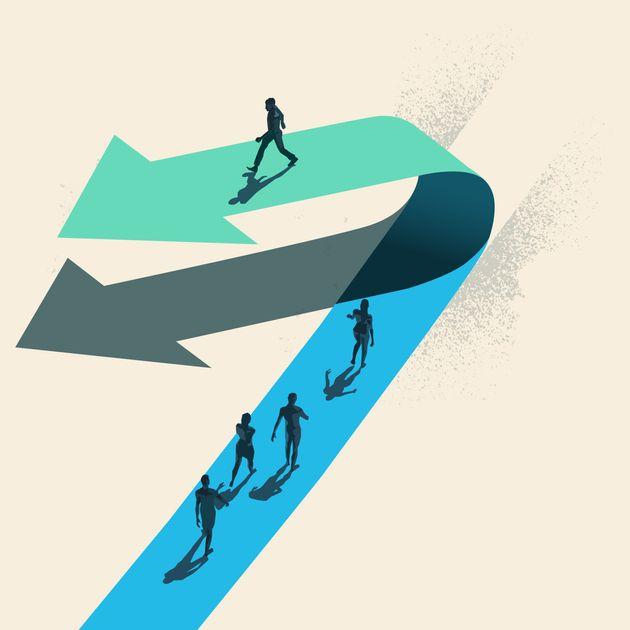 Τα 4 βήματα που θα σε φέρουν πιο κοντά στην αλλαγή