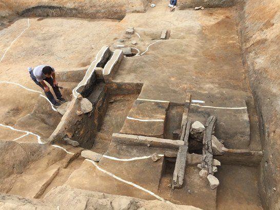 1500년 기생충 흔적으로 백제시대 화장실을