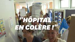 Buzyn exfiltrée d'un hôpital à La Rochelle à cause de