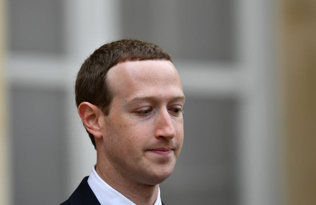 Mark Zuckerberg, fundador de