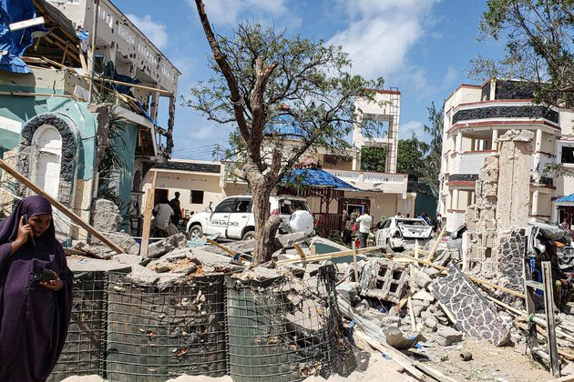 2 Americans Among 26 Killed In Somalia Hotel