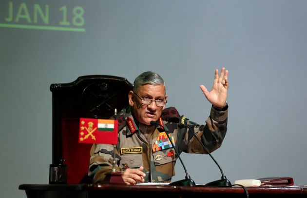 Army Chief Hails Surgical Strikes, Warns Pak Against
