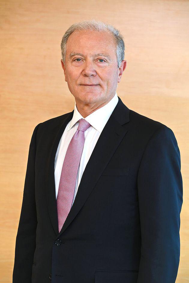 Oπρόεδρος του Δ.Σ. Γιώργος