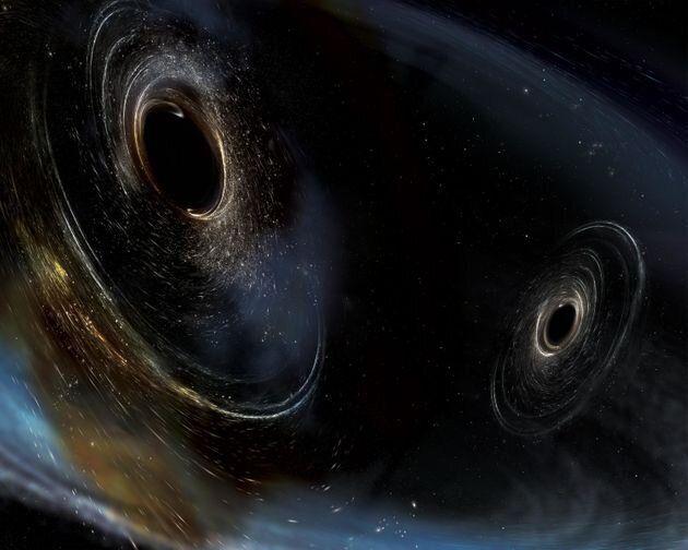 Ce trou noir découvert par Hubble défie les lois de