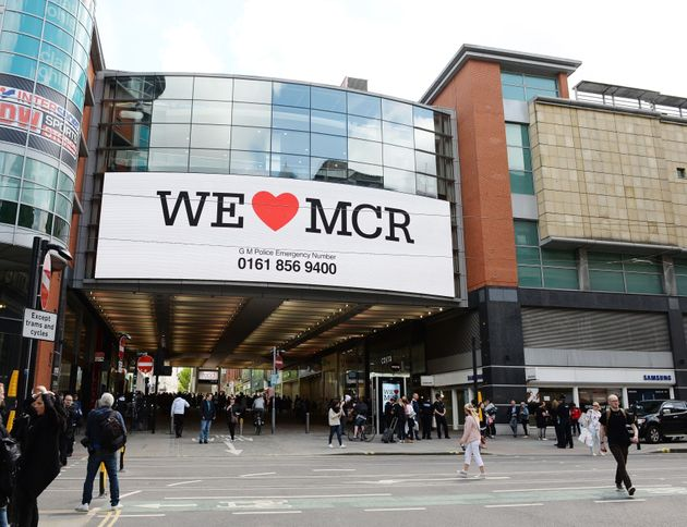 Police Launch Investigation After Culprit Sparked Gunman Fears at Manchester's Arndale