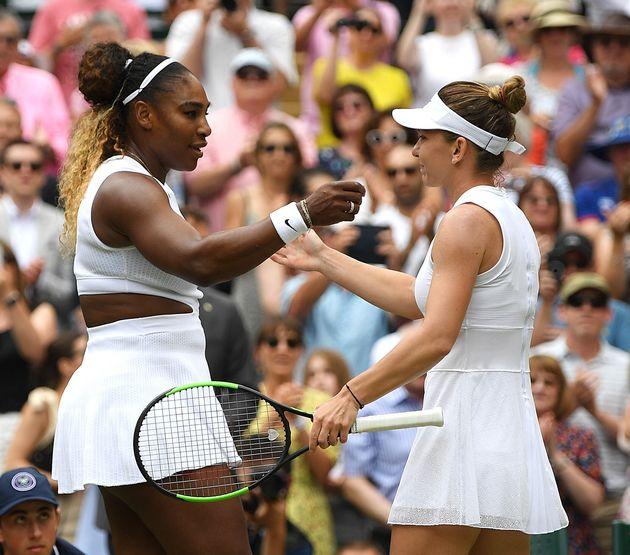 Simona Halep batte Serena Williams in 2 set. È lei la nuova regina di