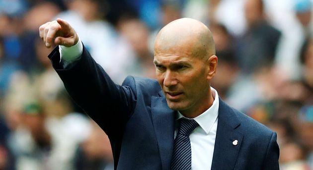 Resultado de imagen para zidane real madrid