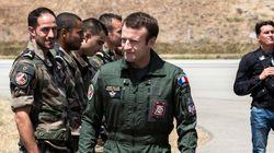 Macron annonce un commandement militaire de
