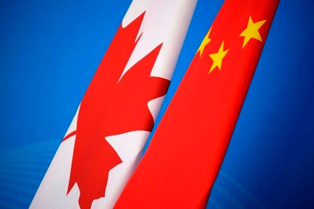 Chinese authorities arrested a Canadian in Yantai,