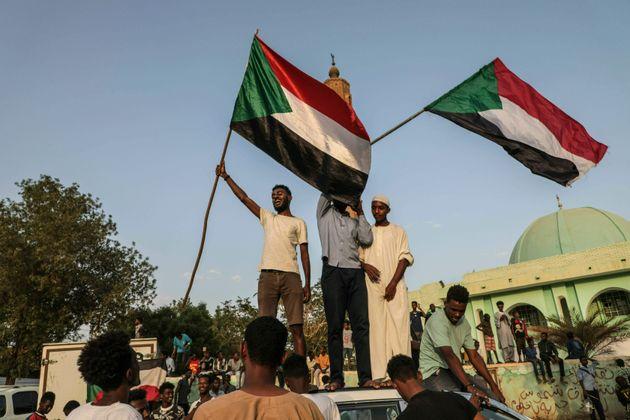 Les Soudanais défilent en mémoire des
