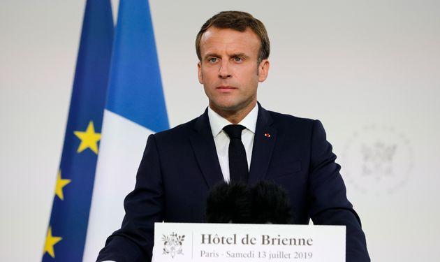 Γαλλία: Δημιουργία στρατιωτικής διοίκησης για το Διάστημα ανακοίνωσε ο