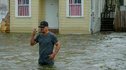 ΗΠΑ: Ο κυκλώνας Μπάρι έφτασε στις ακτές της Λουϊζιάνα και εξασθένησε σε τροπική