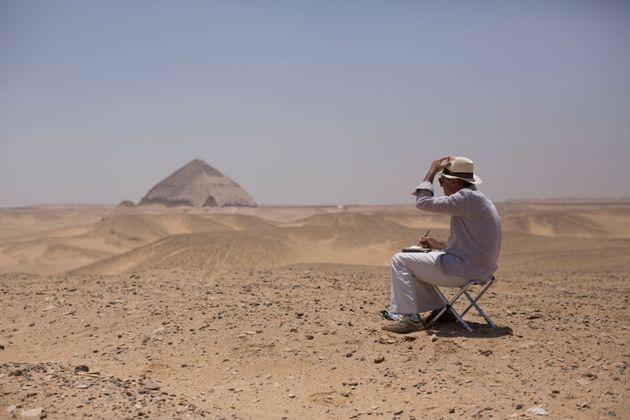 Égypte: des pyramides rouvertes au public pour la 1re fois depuis