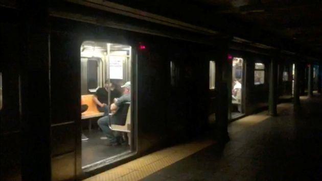 Manhattan et Times Square privés d'électricité, 42 ans après le blackout géant de New