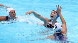 여자 수구 대표팀이 '기록적인 패배'에도 아낌없는 박수를