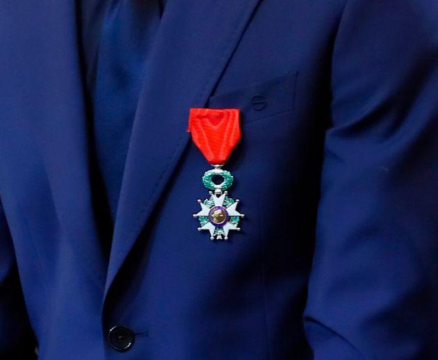 Légion d'honneur: Pesquet et Belmondo dans la promotion du 14