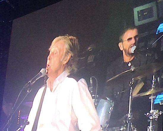 Beatles Fans Go Bonkers As Paul ...