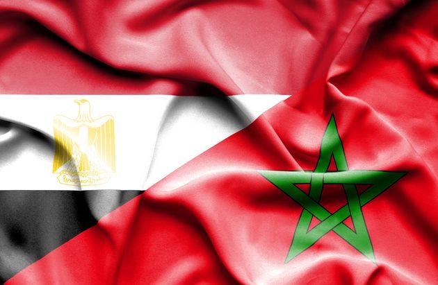 Maroc-Égypte: 700 millions de dollars d'échanges commerciaux à fin