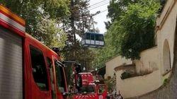 Panne du téléphérique El Hamma-El Madania: évacuation de plus de 50