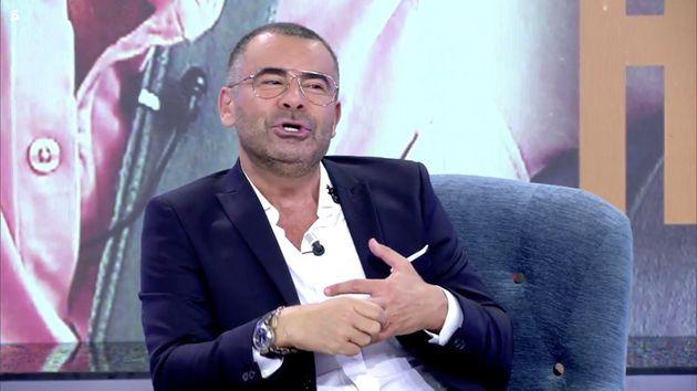 Jorge Javier Vázquez revela uno de sus secretos para presentar