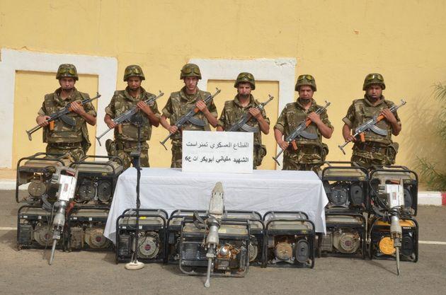 Le MDN annonce l'arrestation de 5 terroristes