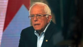 NEW YORK, NY - July 11: Bernie Sanders at Good Morning America to speak about his 2020 presidential run on July 11, 2019 in New York City. Credit: RW/MediaPunch /IPX
