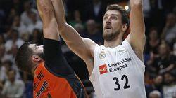 Kuzmic, exjugador del Real Madrid de baloncesto, en coma tras un grave accidente de