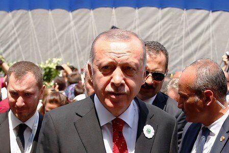 Ερντογάν: Αγοράζοντας τους S-400 δεν προετοιμαζόμαστε για