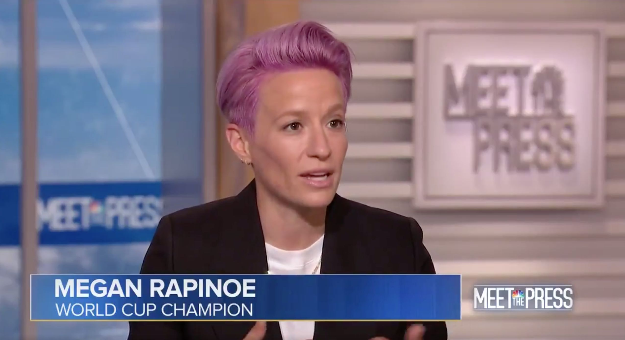 Megan Rapinoe: U.S Women's Soccer ...