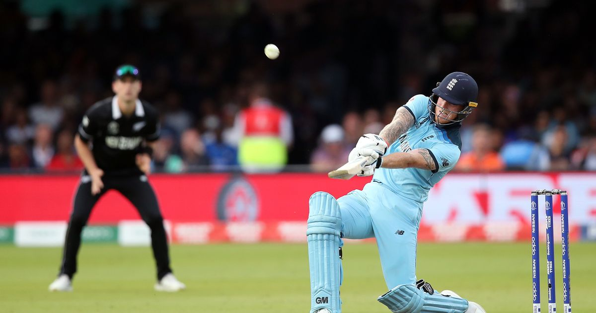 England's Men Win The Cricket World Cup For The First Time