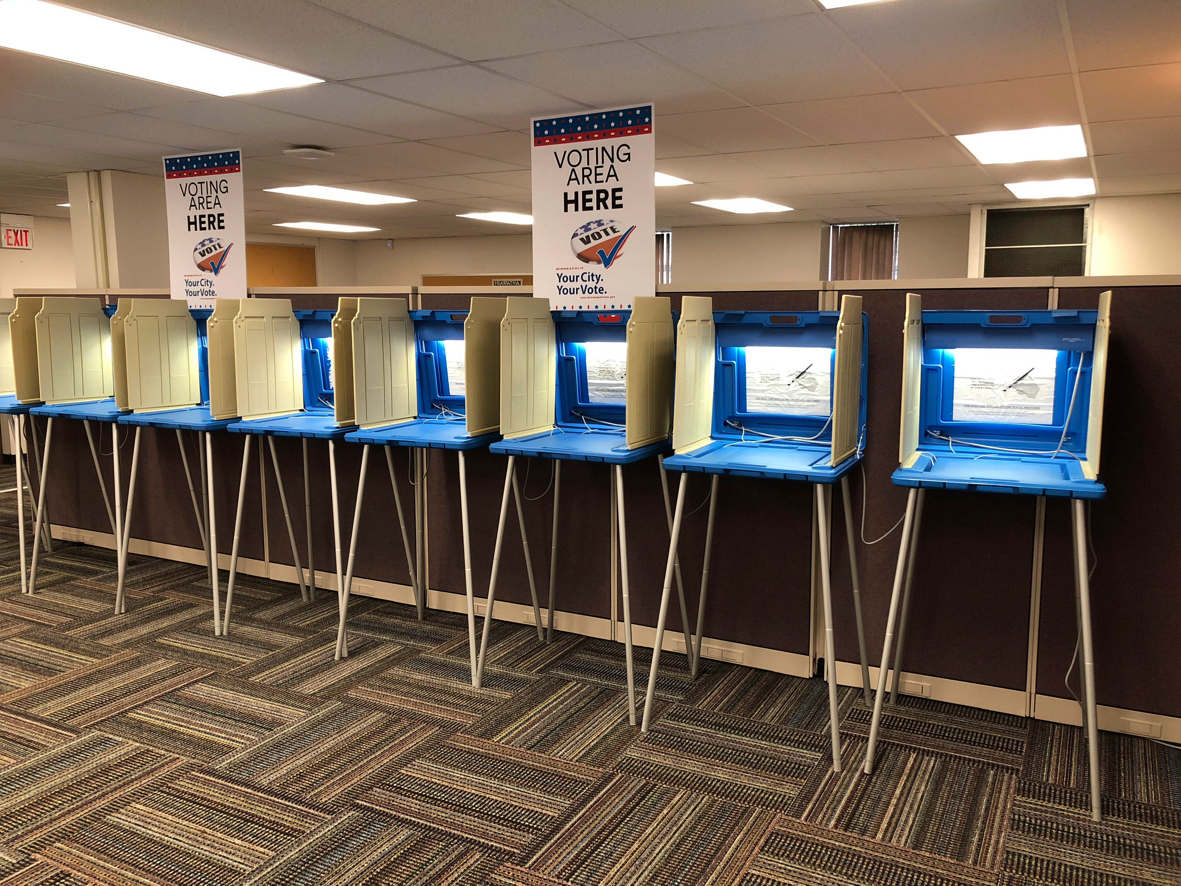 Election Systems Across Country Use Software ...
