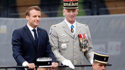 Macron fischiato alla parata del 14 luglio per la Festa nazionale