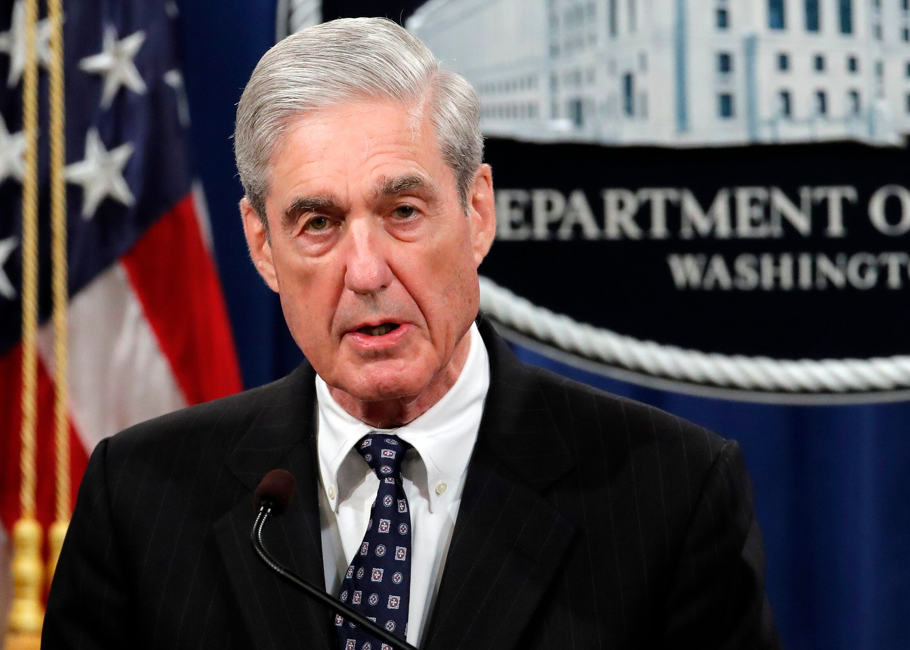Mueller Needs To 'Finish The Job,' ...