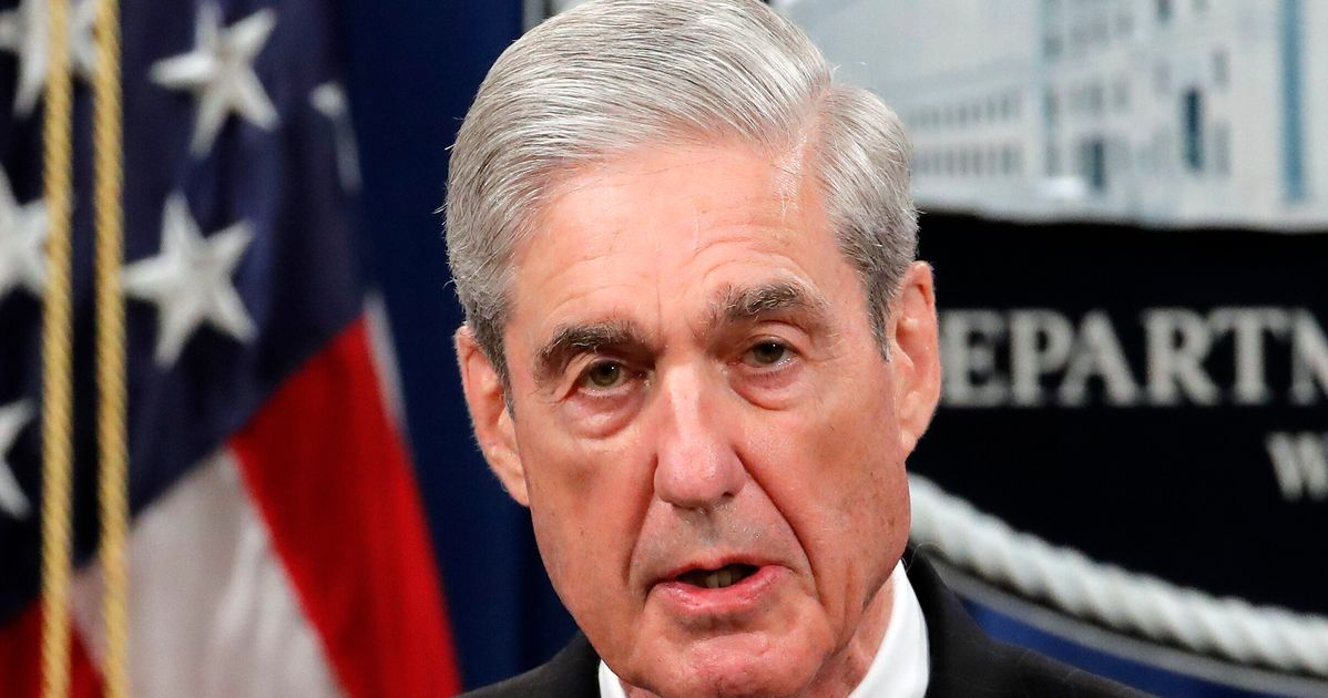 Former Justice Department Official Donald Ayer Says Robert Mueller Needs To 'Finish The Job' thumbnail